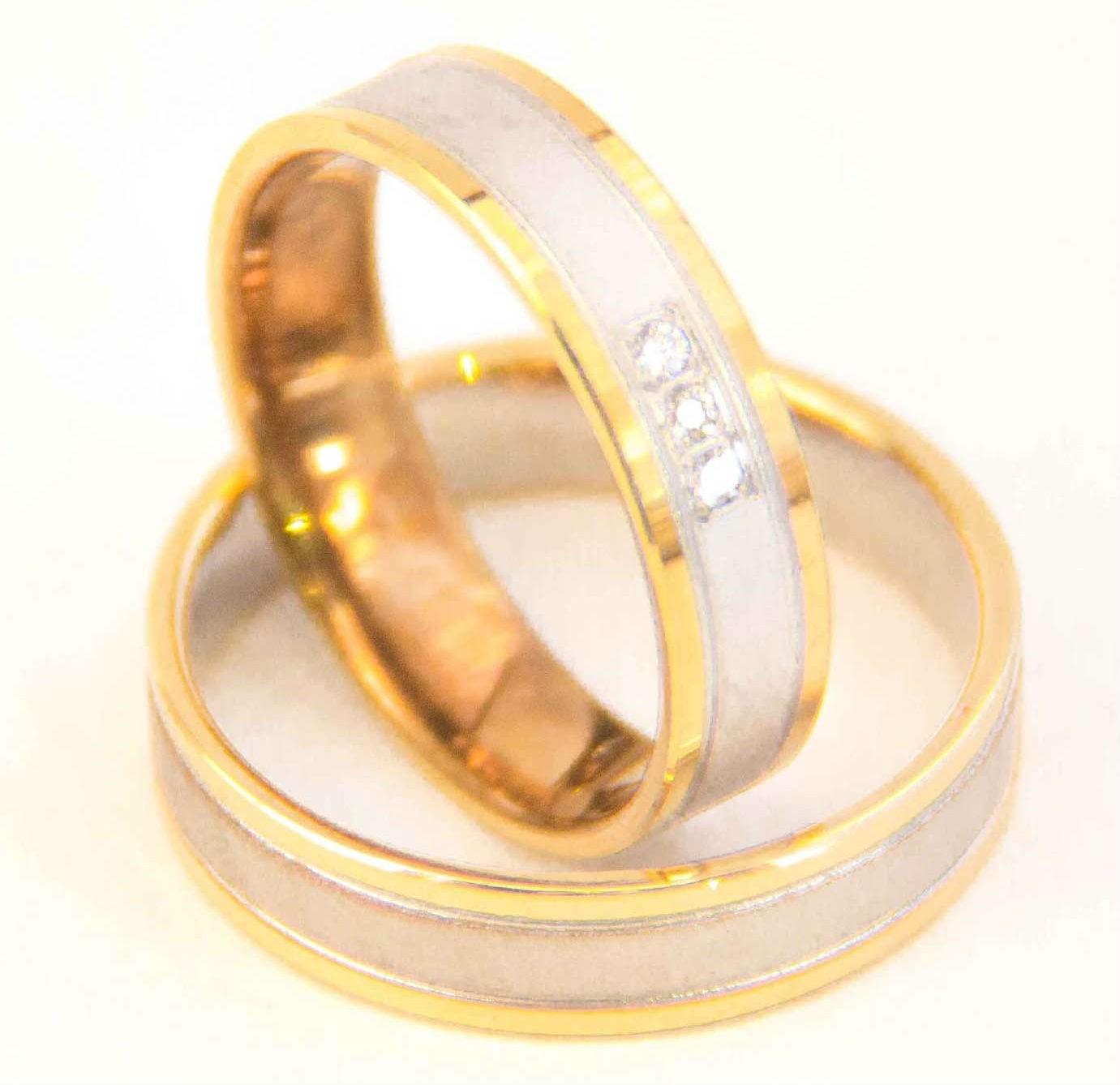 Poročna prstana 5L017