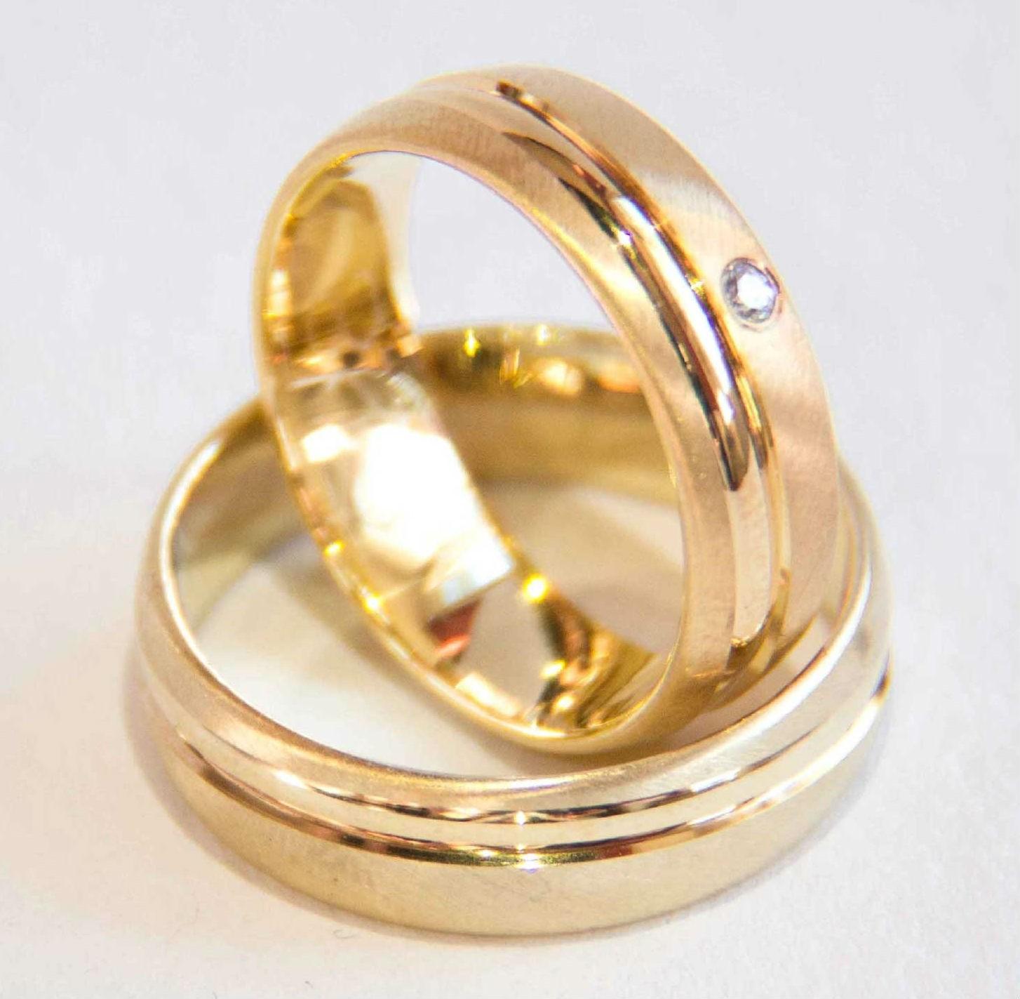 Poročna prstana 6L027