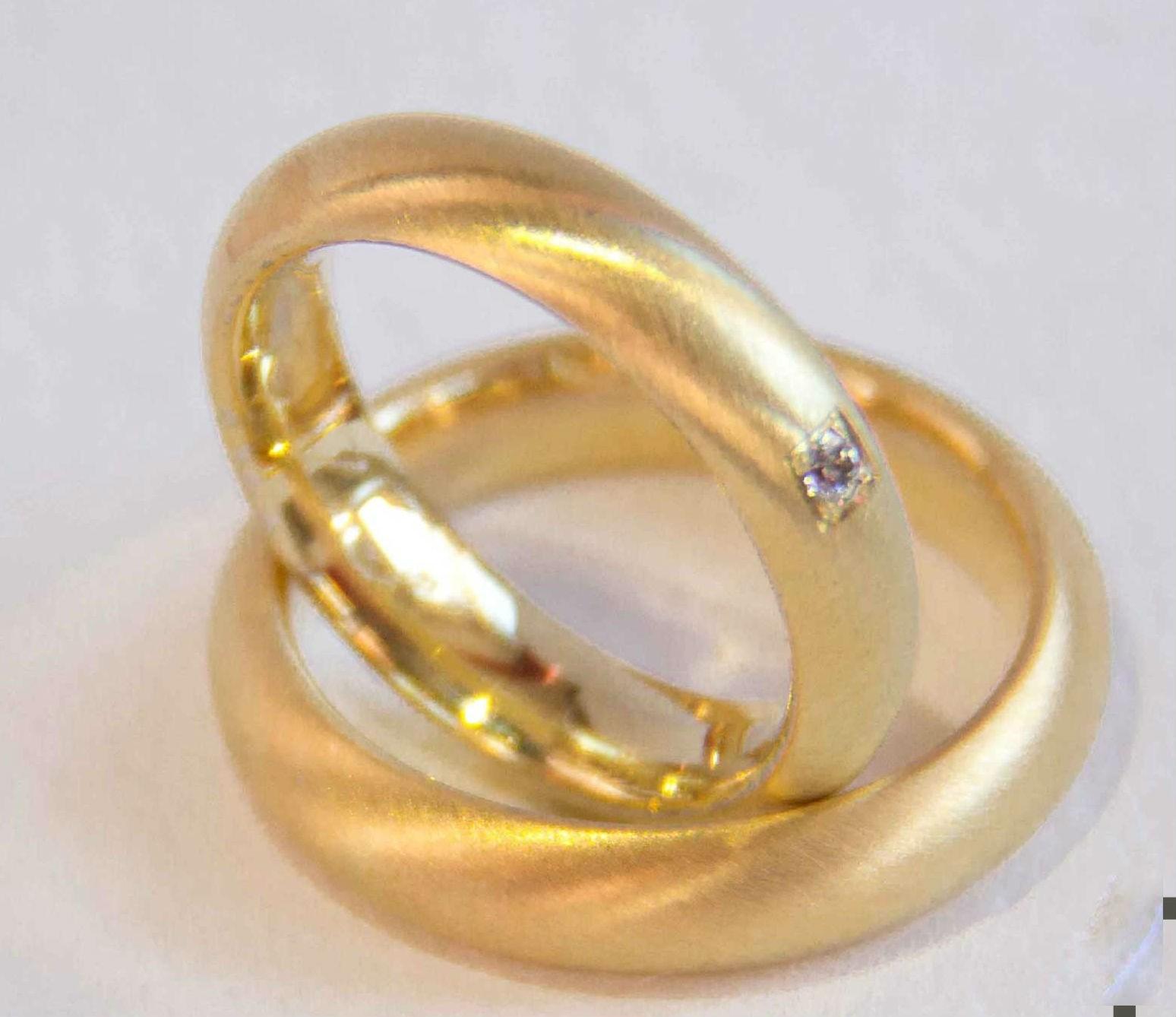 Poročna prstana 5L042