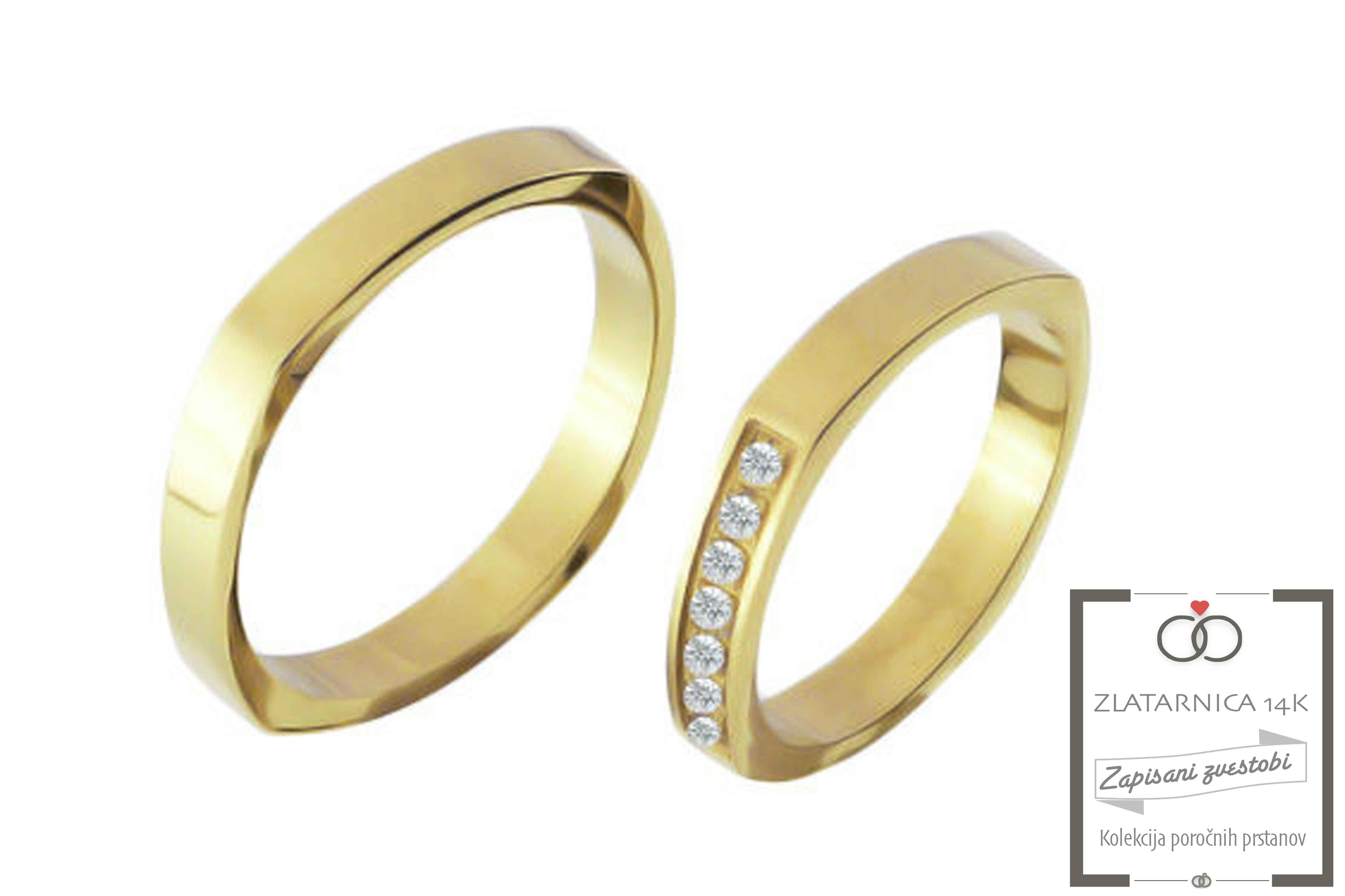 Poročna prstana 3A184