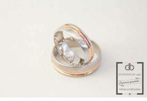 Poročna prstana 6L629
