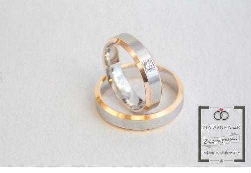 Poročna prstana 5L607