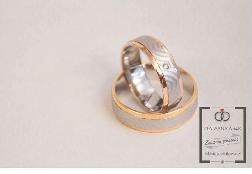 Poročna prstana 6L589