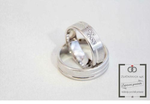 Poročna prstana 6L005