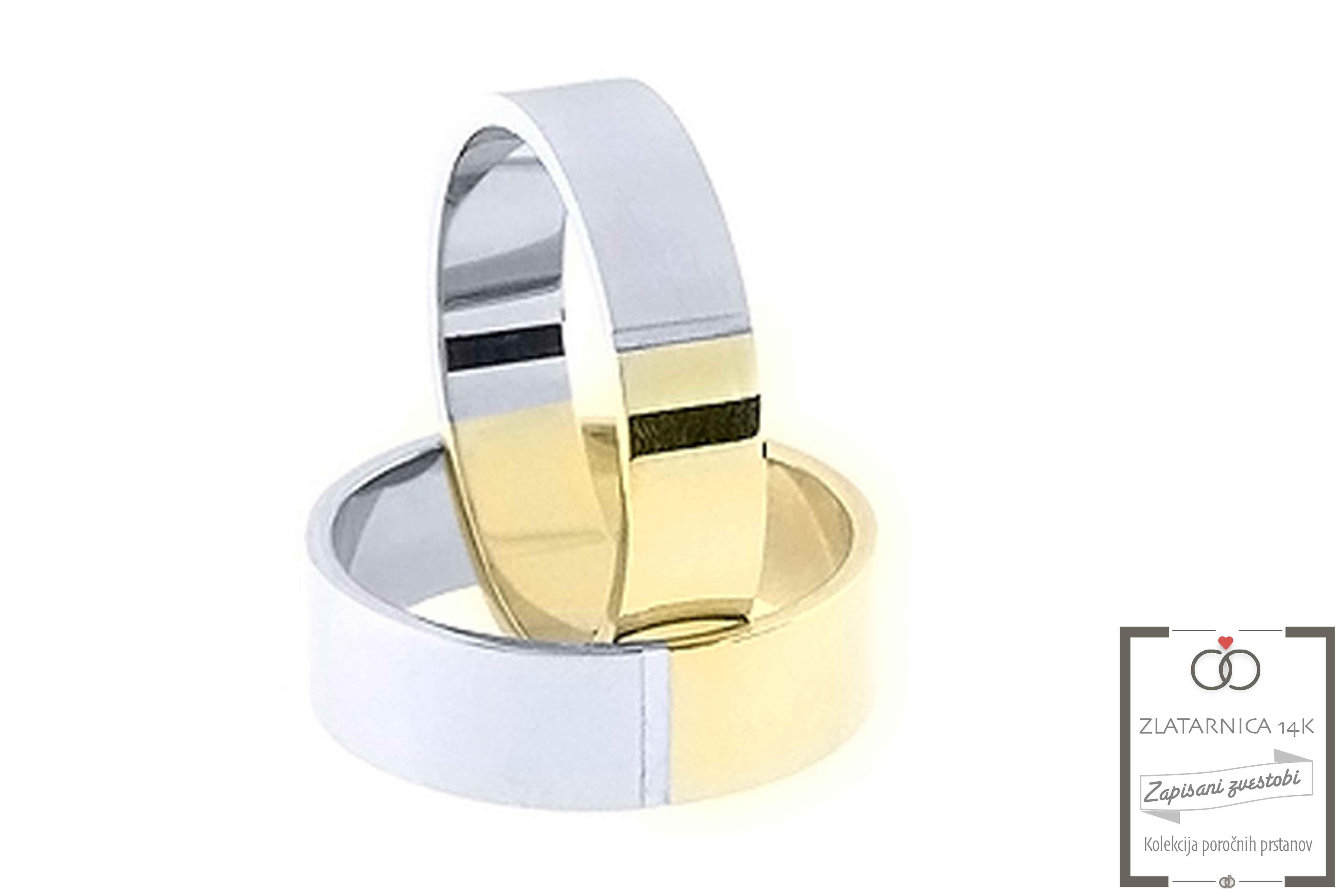 Poročna prstana 4A094