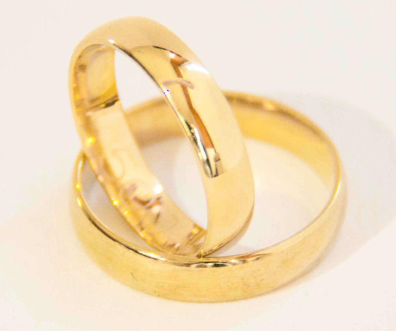 Poročna prstana 4L500