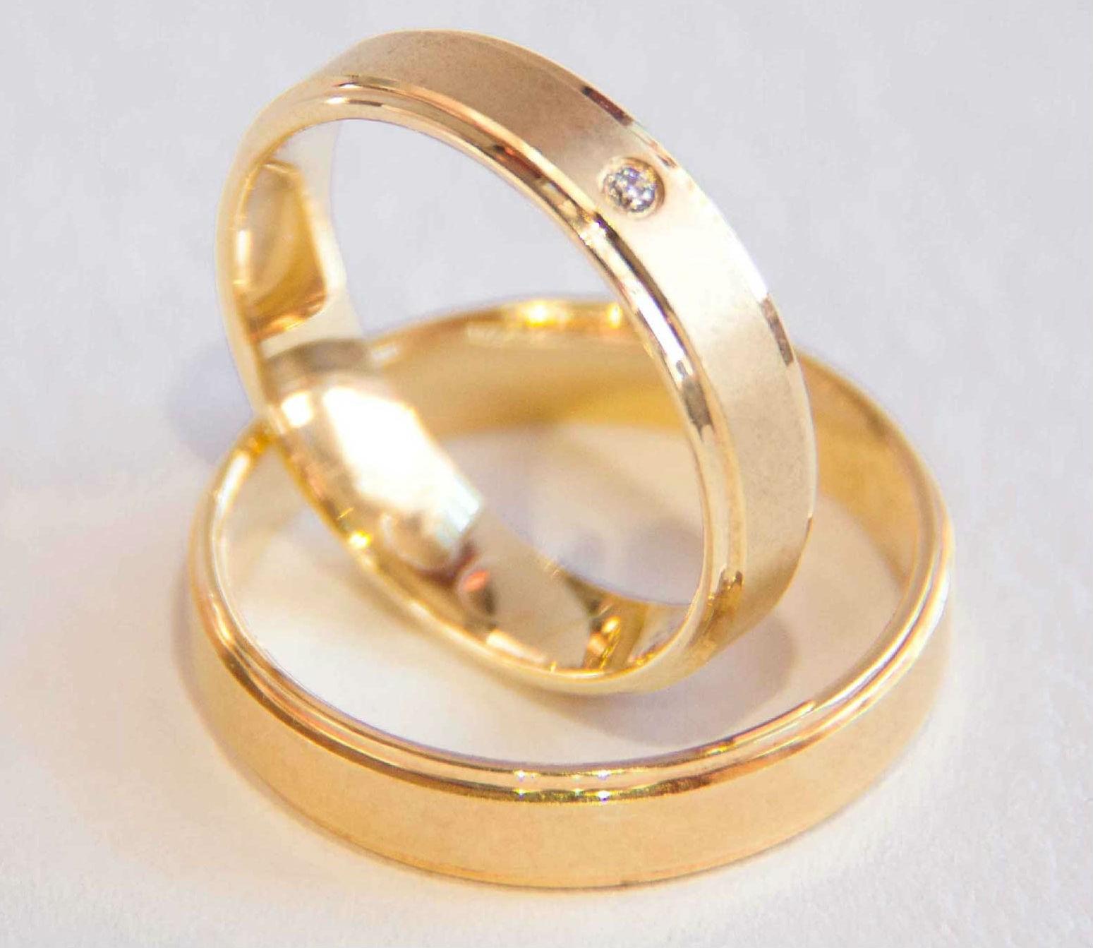 Poročna prstana 4L506R