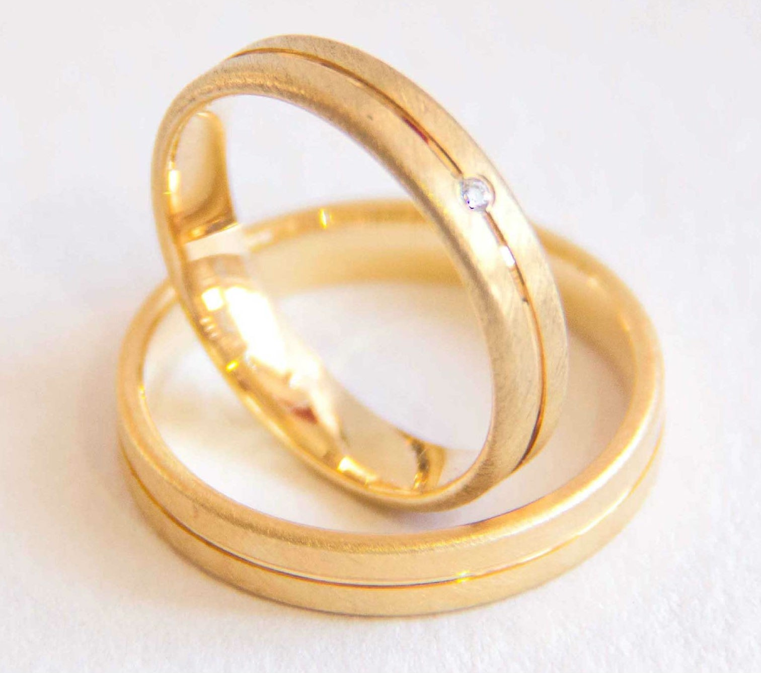 Poročna prstana 4L508