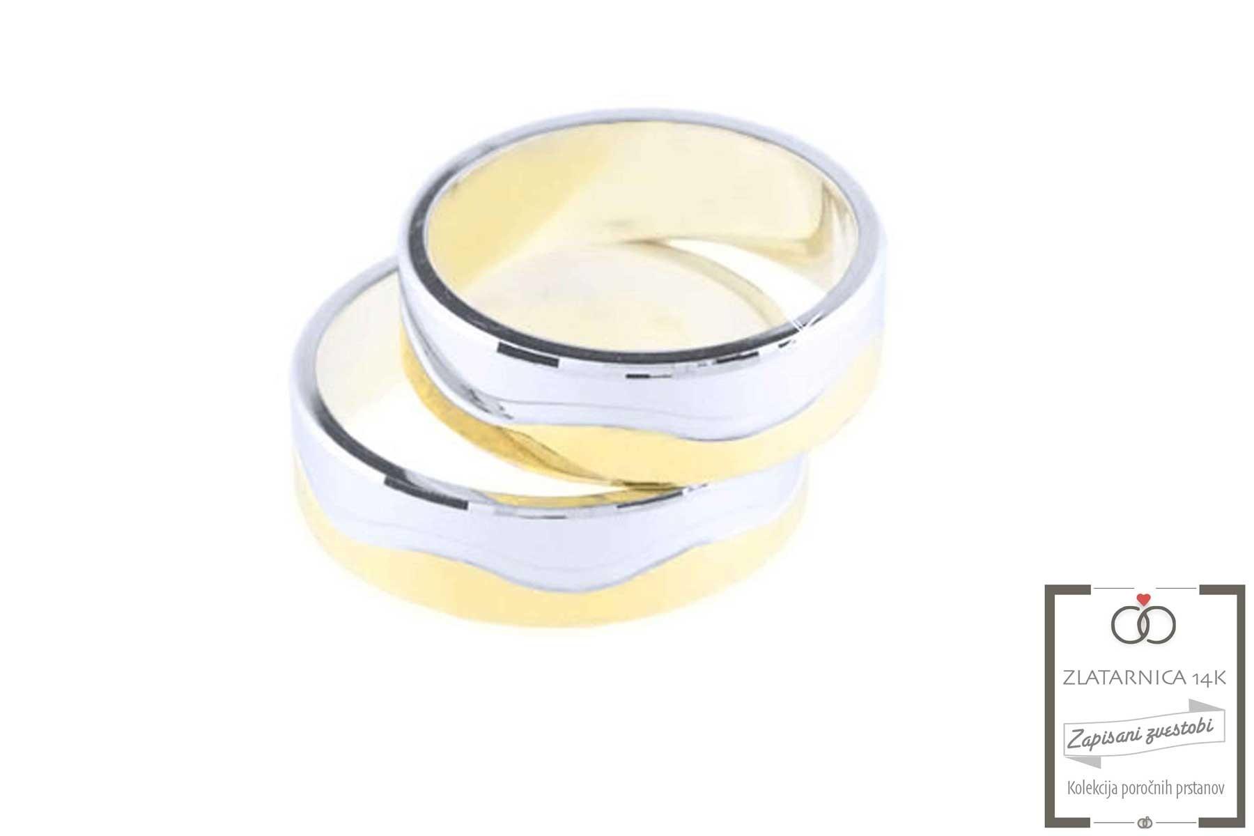 Poročna prstana 5A042