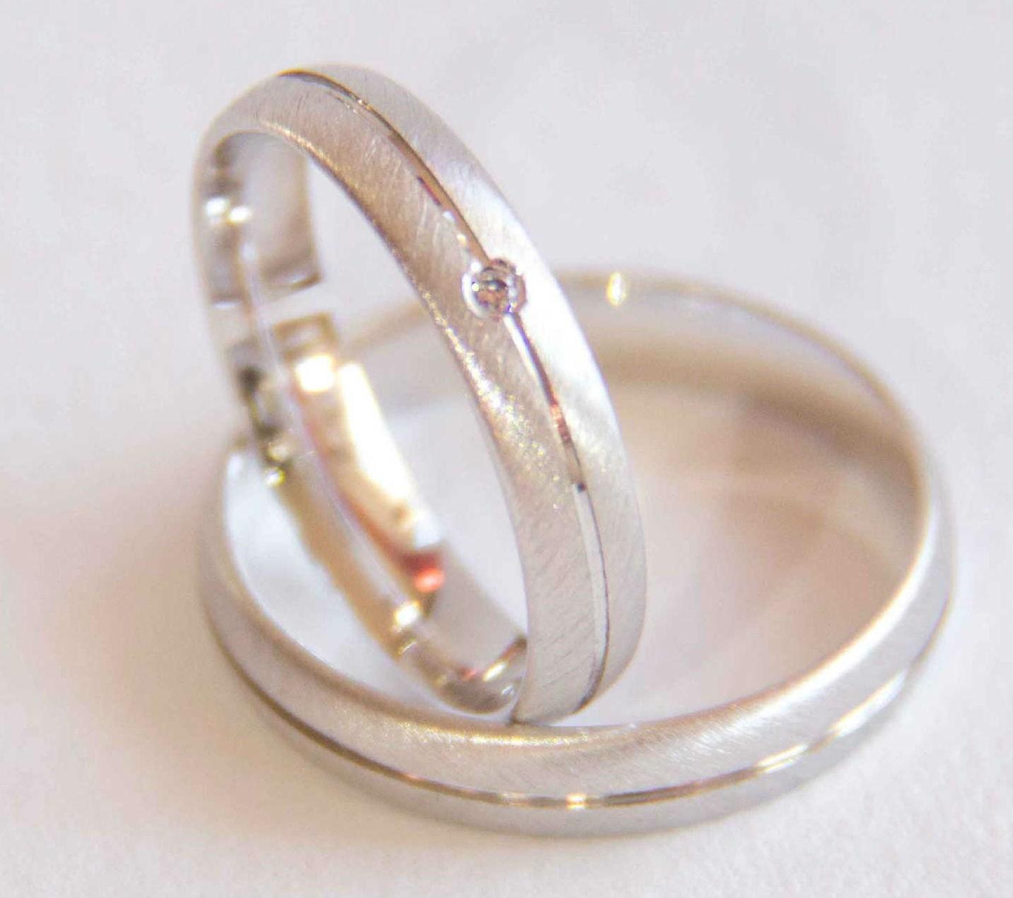 Poročna prstana 4L510B