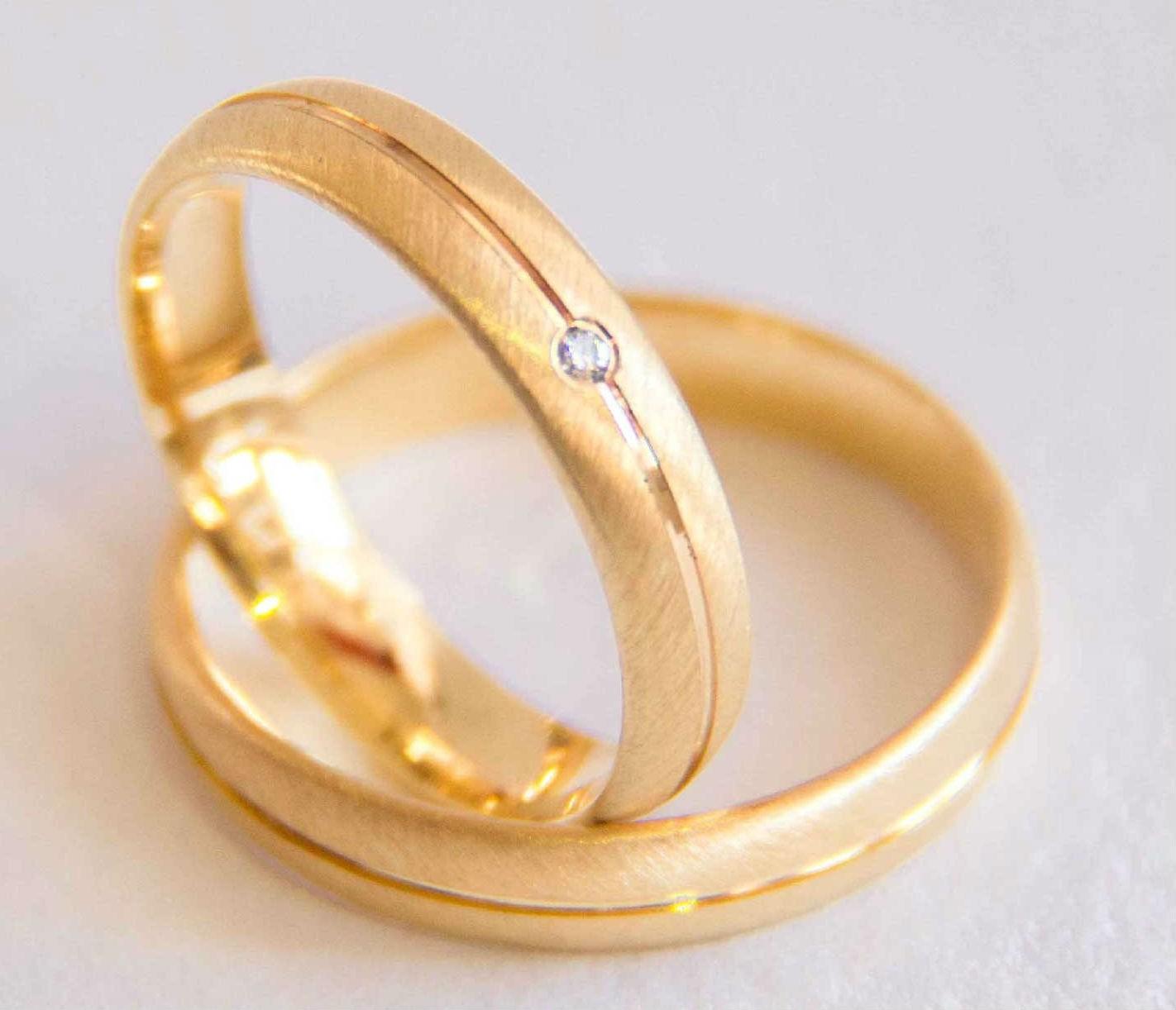 Poročna prstana 4L510