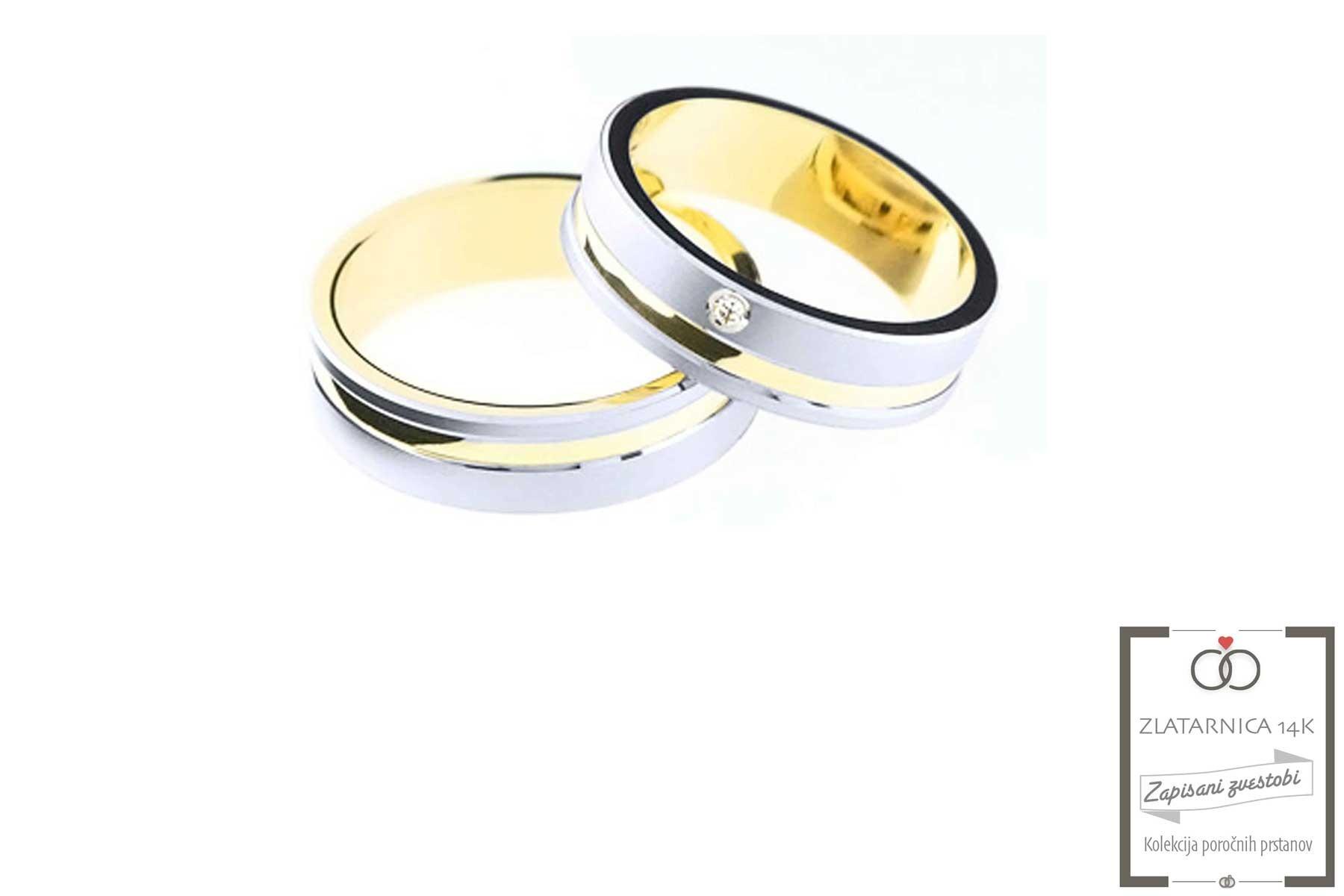Poročna prstana 5A125