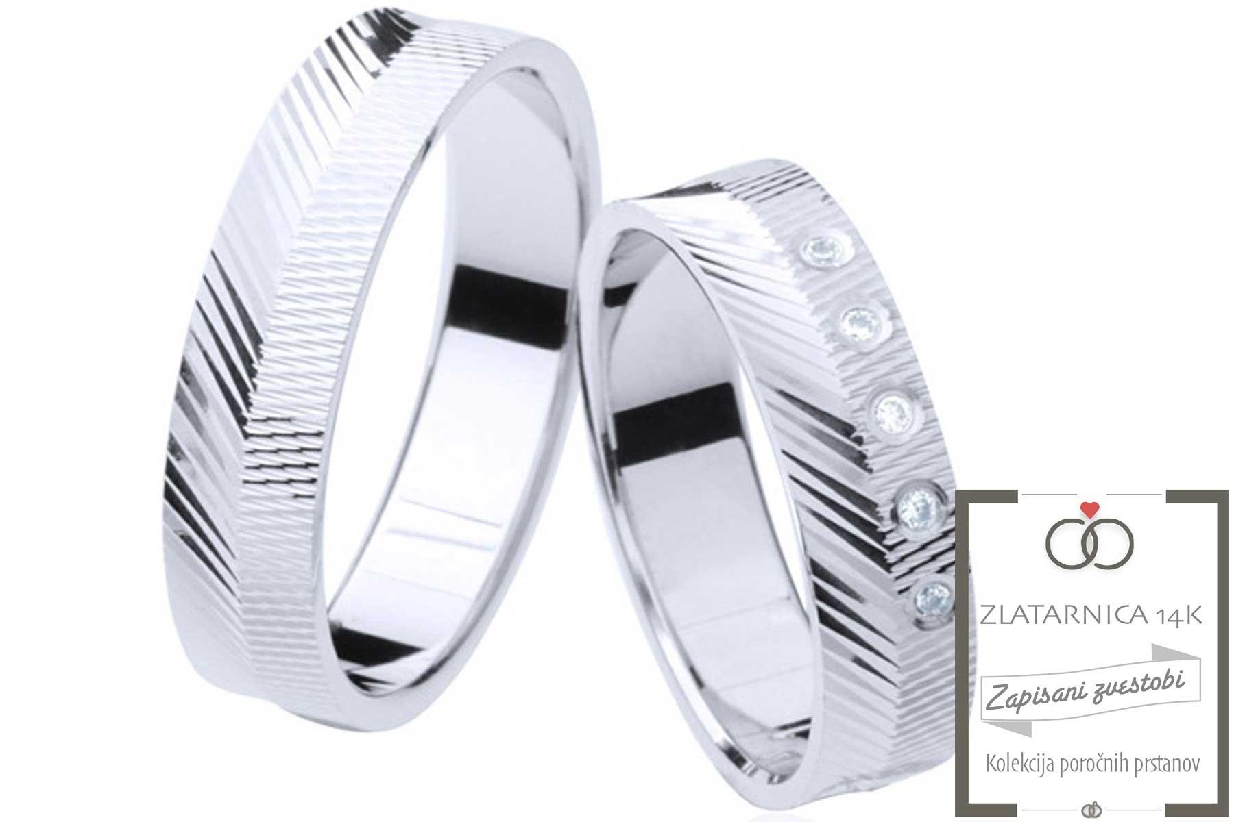 Poročna prstana 5A343