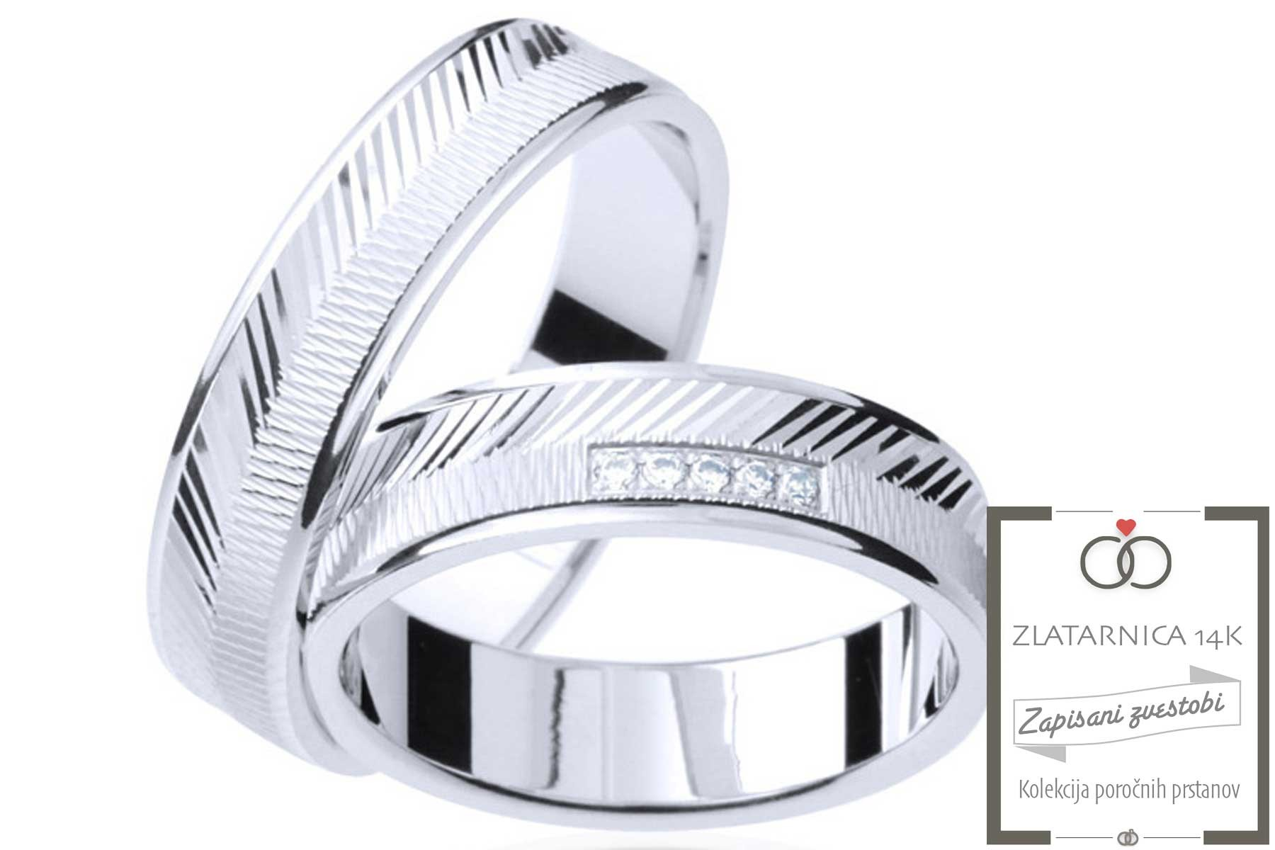 Poročna prstana 5A346