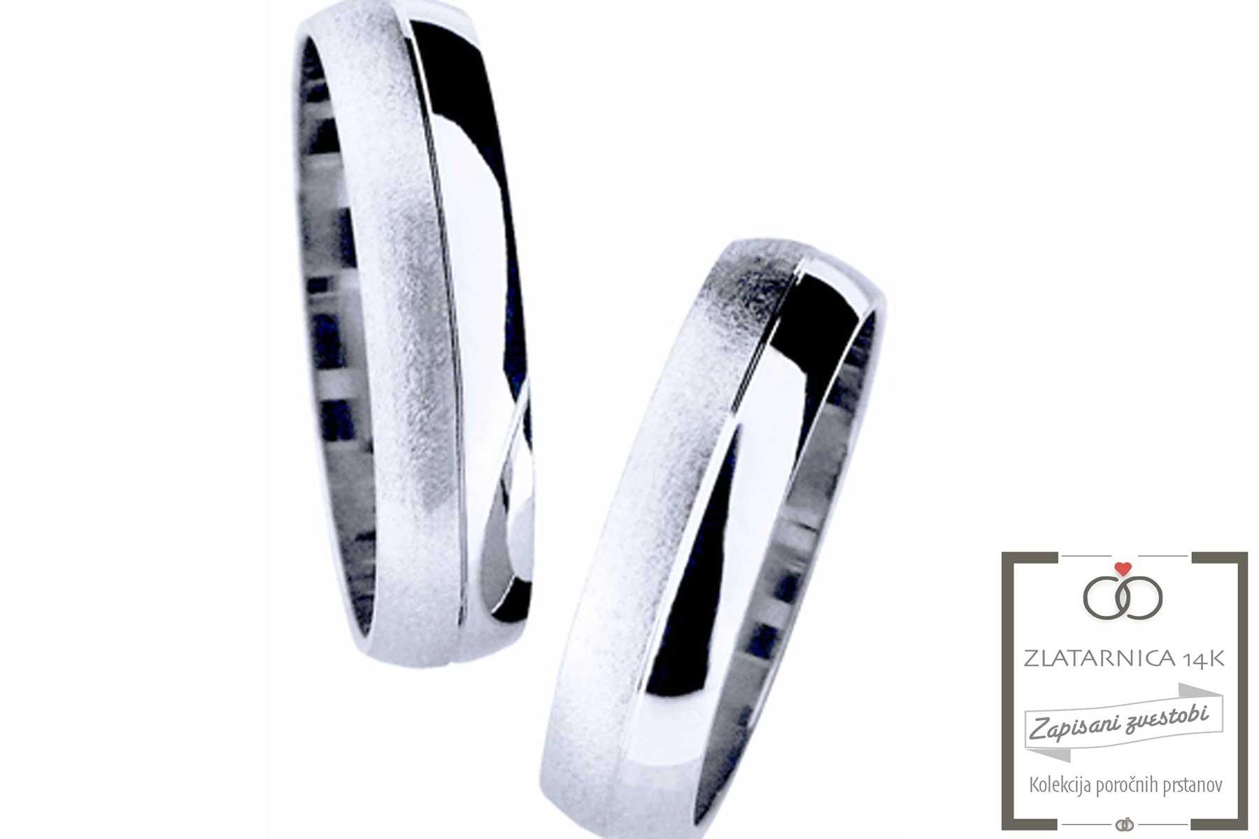 Poročna prstana 5B059