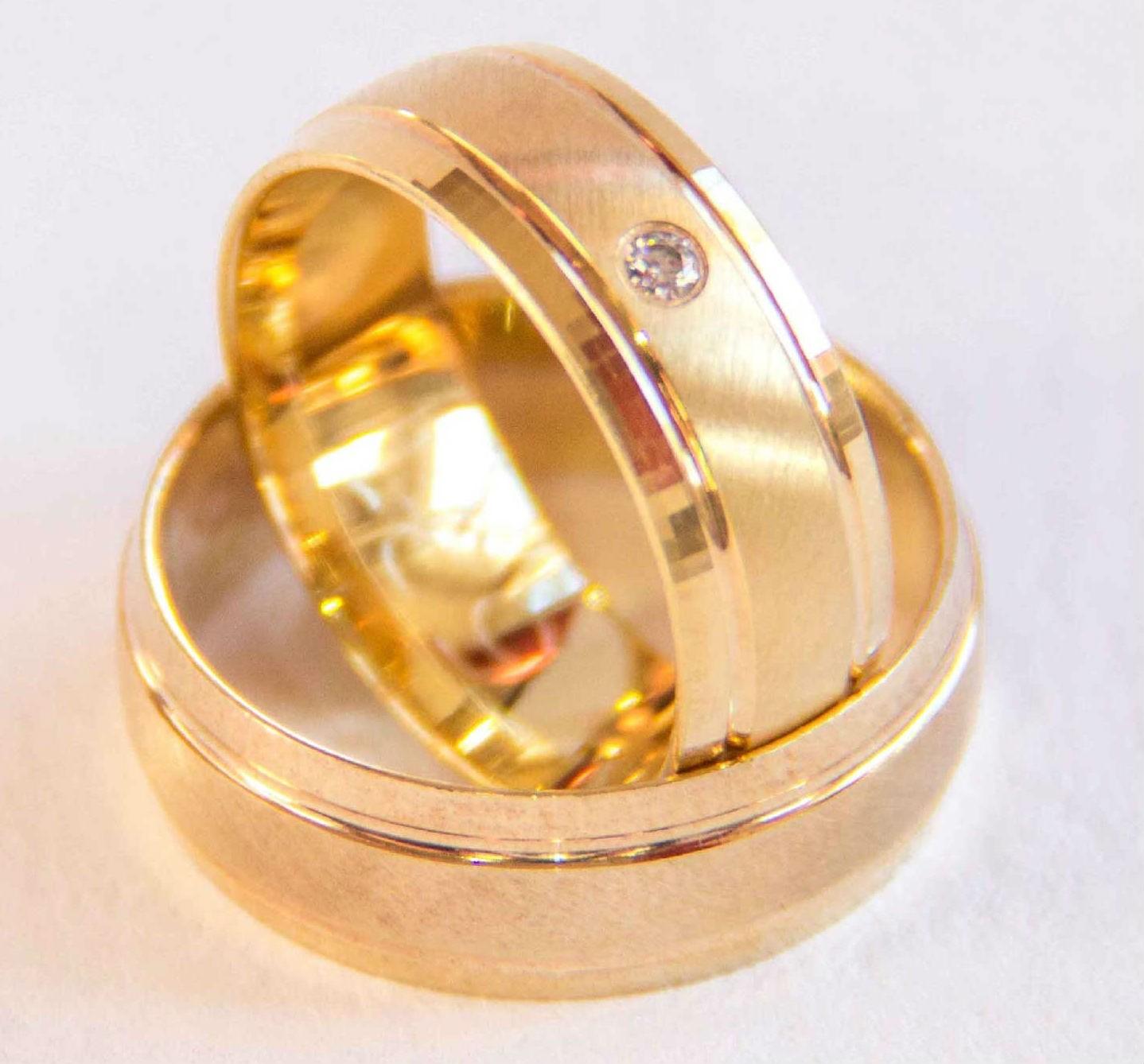 Poročna prstana 7L520