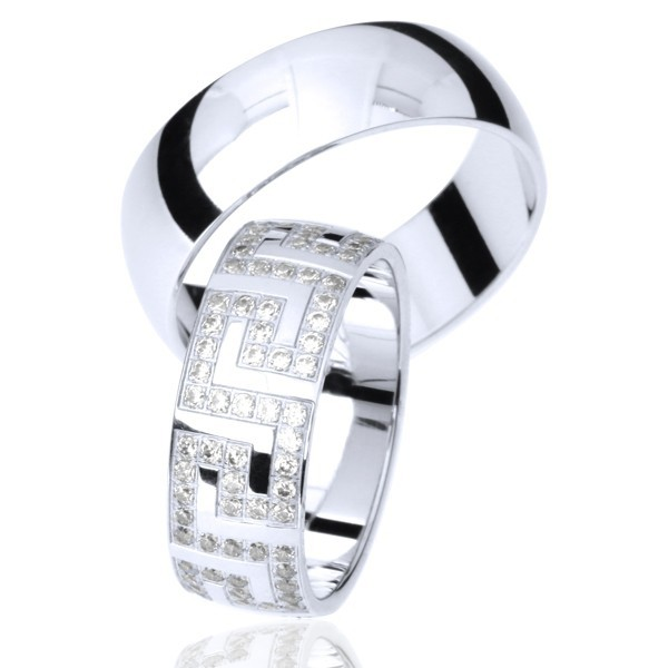 Poročna prstana 7B407