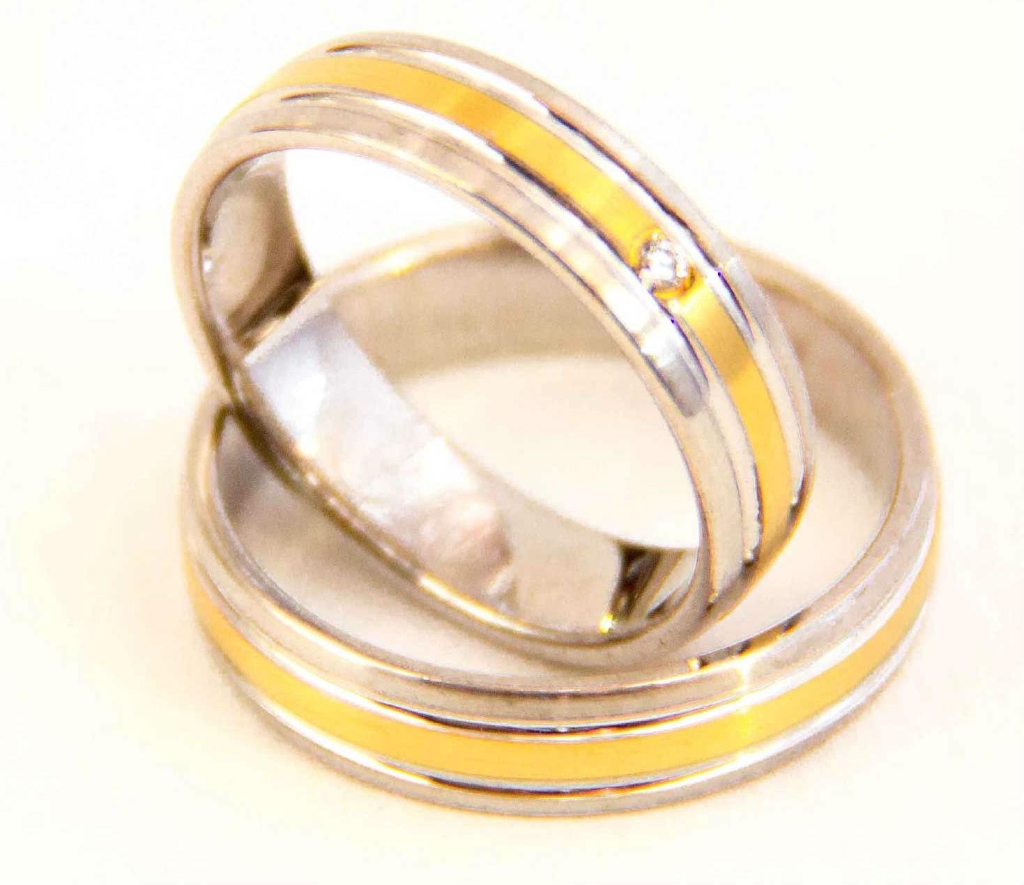 Poročna prstana 5L735