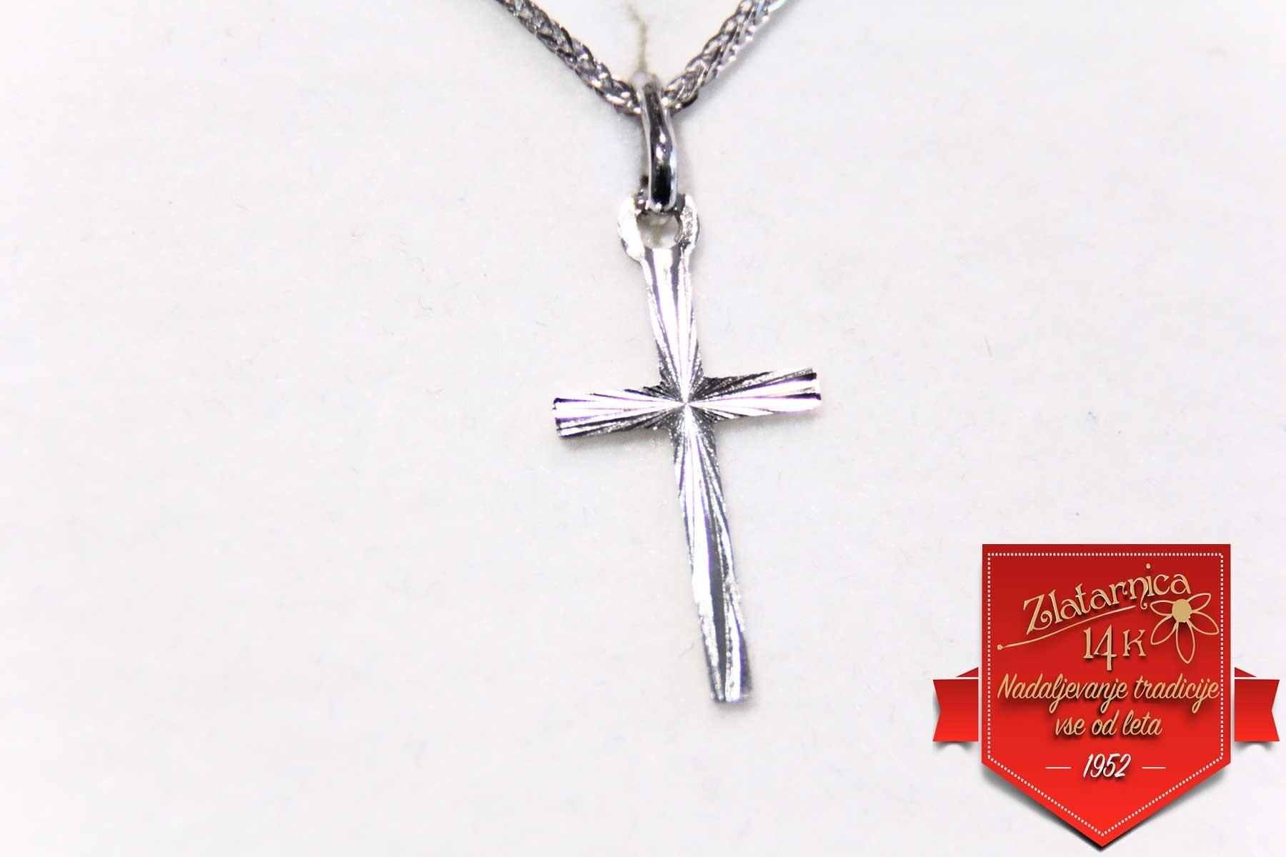 Križec Žarki bel