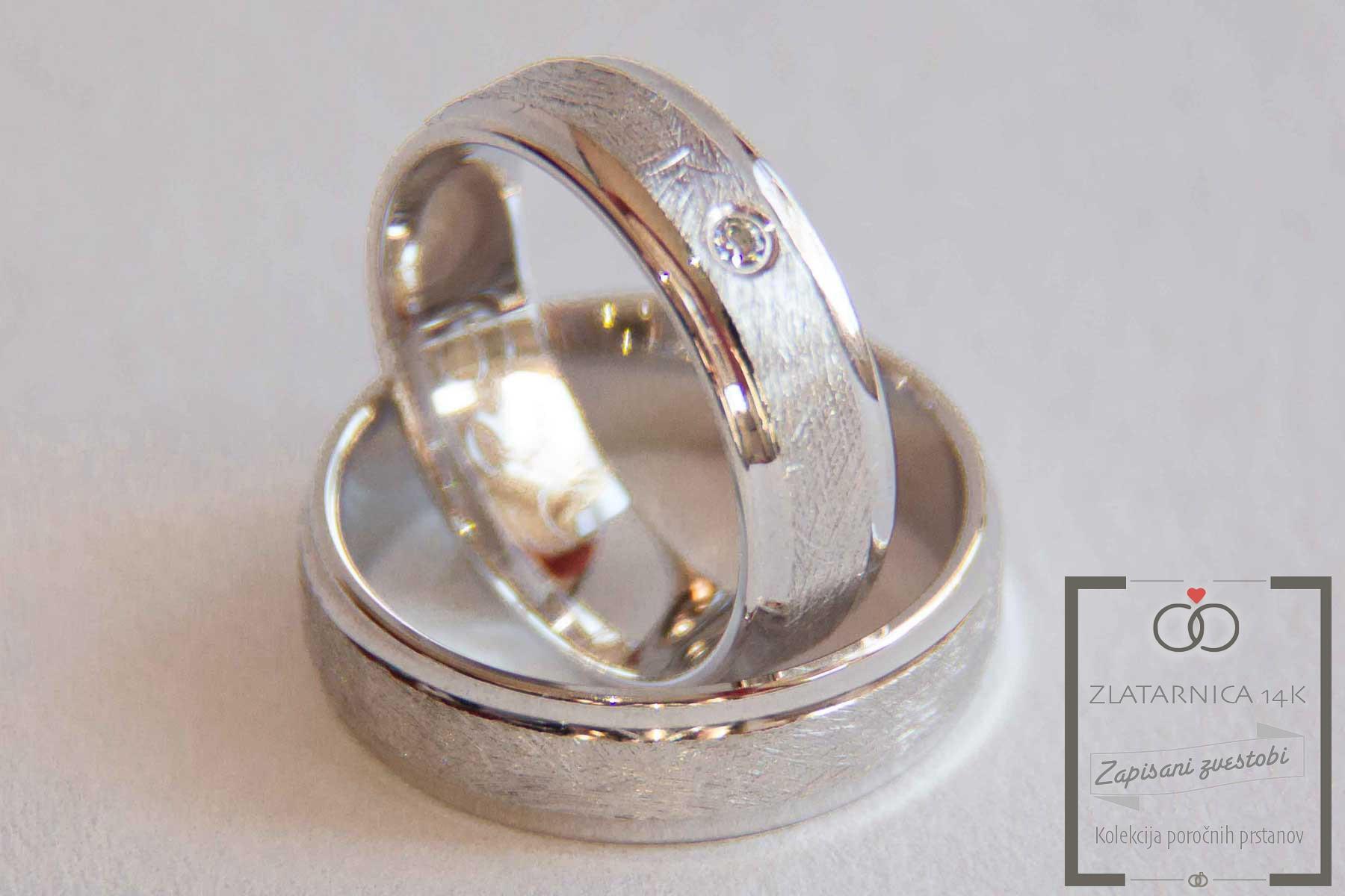 Poročna prstana 6L538