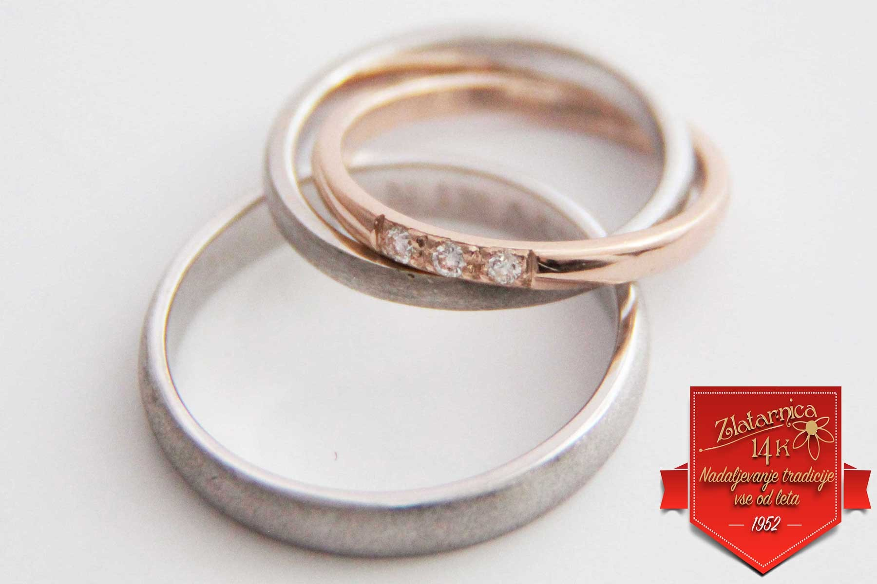 Poročna prstana 4B200