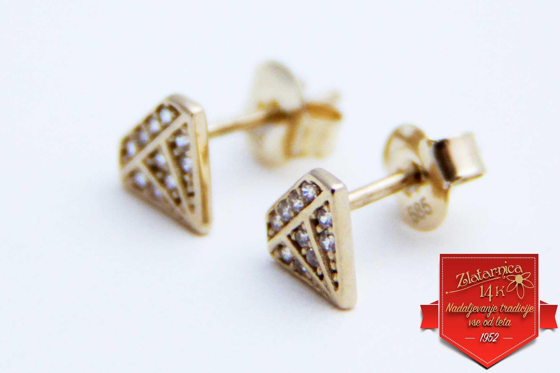 Uhani Diamant