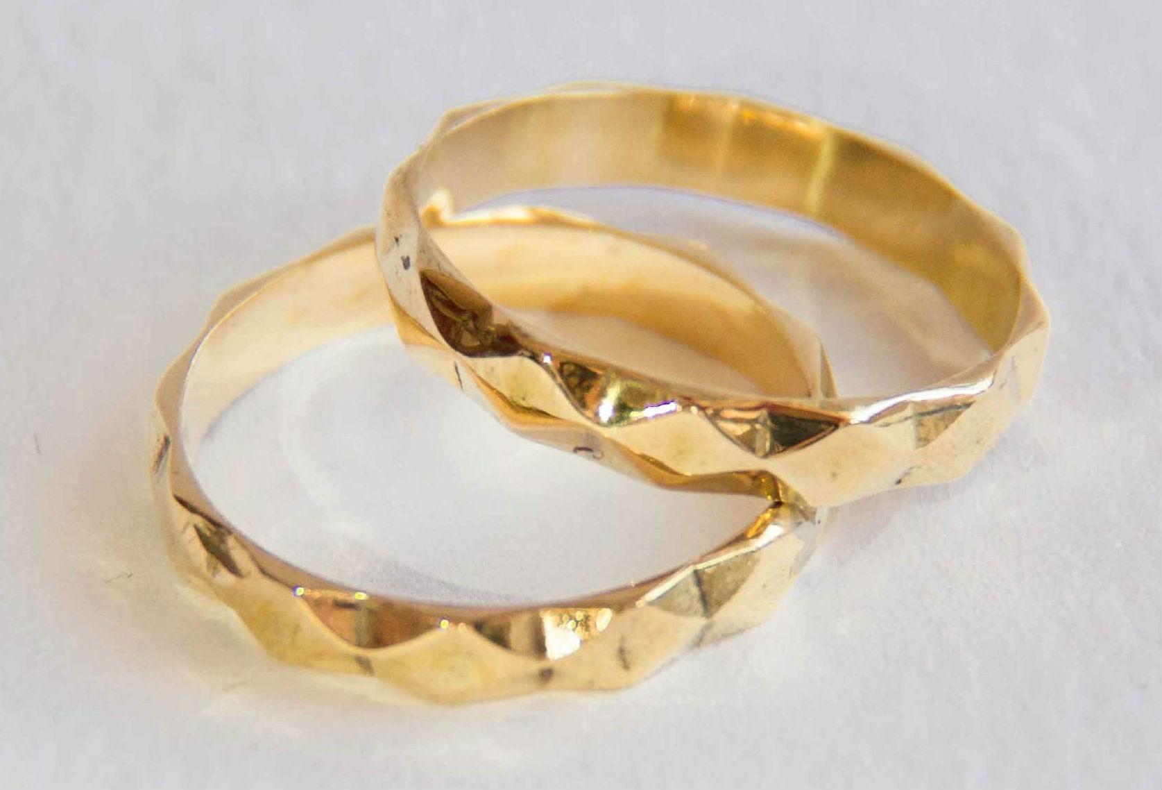 Poročna prstana 4BK01