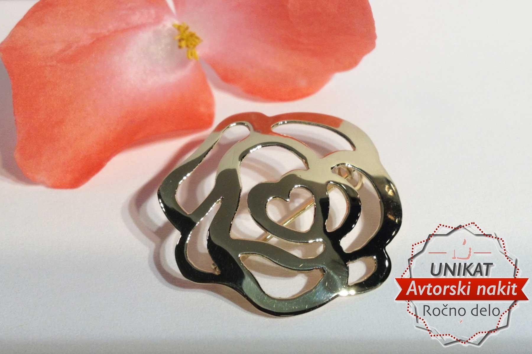 Broška cvet