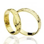 Poročna prstana 4B052