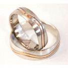 Poročna prstana 5L586
