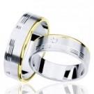 Poročna prstana 6A243