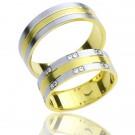 Poročna prstana 6A390