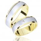 Poročna prstana 6B419