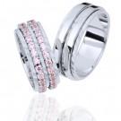 Poročna prstana 8B361